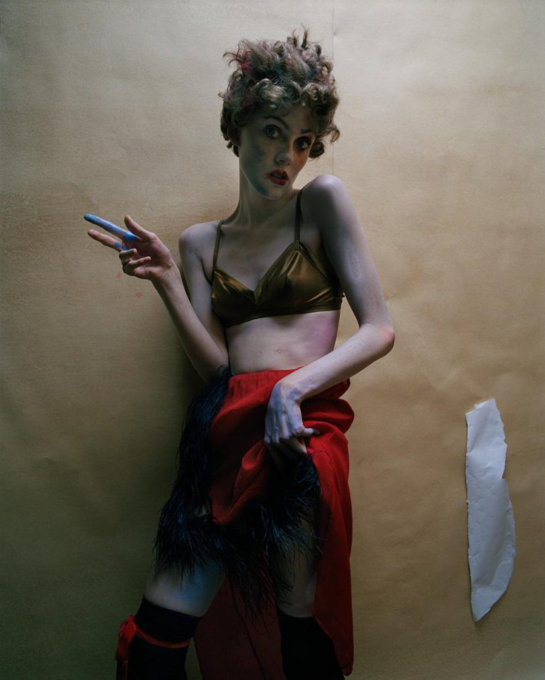 Tim Walker for i-D Creativity Issue 'dream your paintings, paint your dreams!' 14
