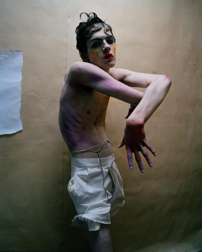 Tim Walker for i-D Creativity Issue 'dream your paintings, paint your dreams!' 8