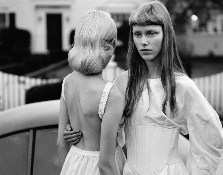 Alasdair McLellan for Love Magazine SS 2017 19