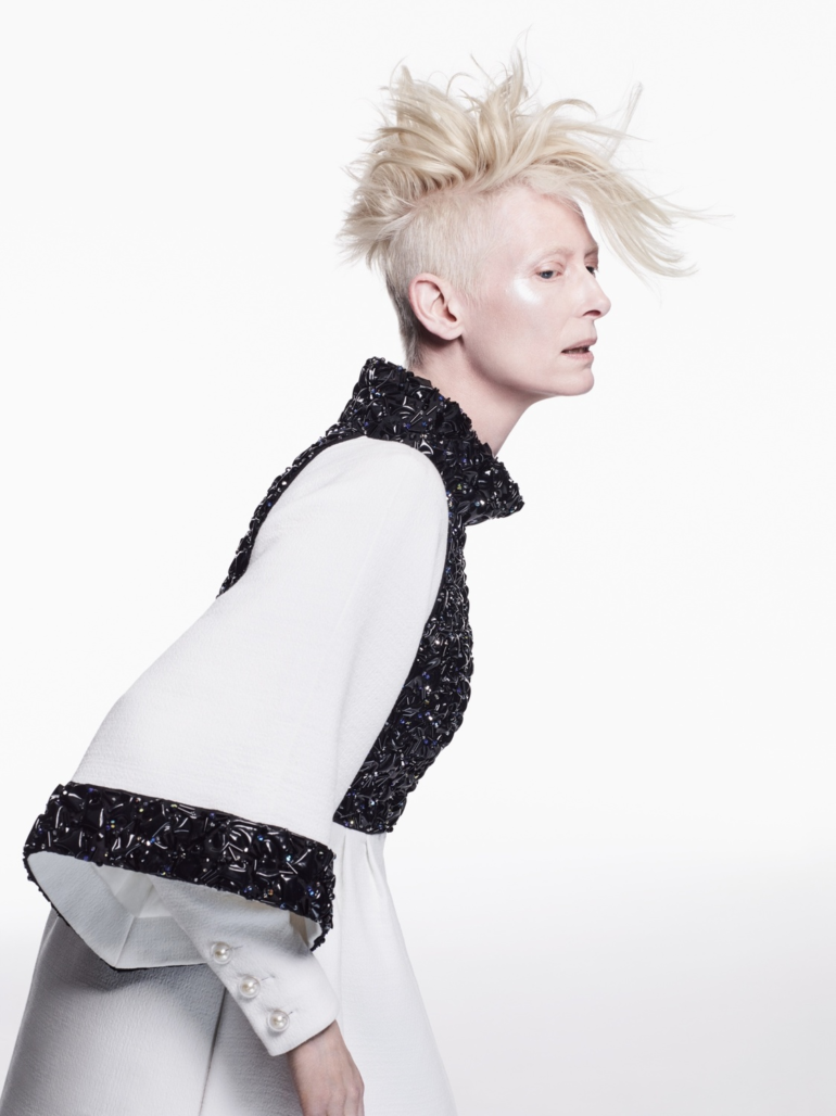 Tilda Swinton by Sølve Sundsbø for Vogue Korea July 2017 9
