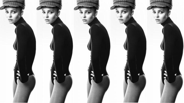 Lily Depp CRFashionbook