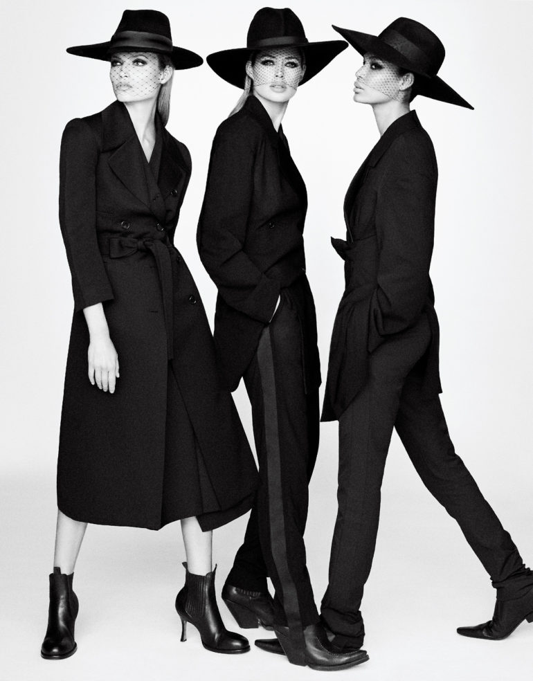 Luigi & Iango for Vogue Japan September Issue 2017 1