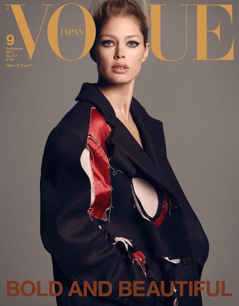 luigi & iango for vogue japan september 2017 Cover Issue 9