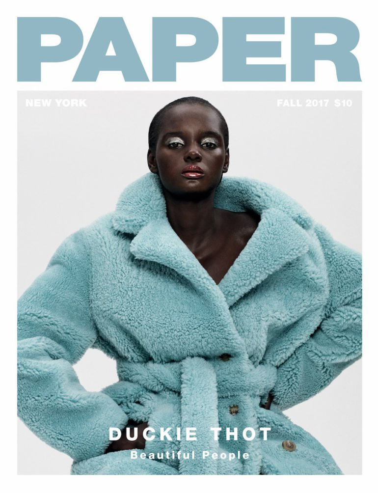 Duckie Thot cover of Paper