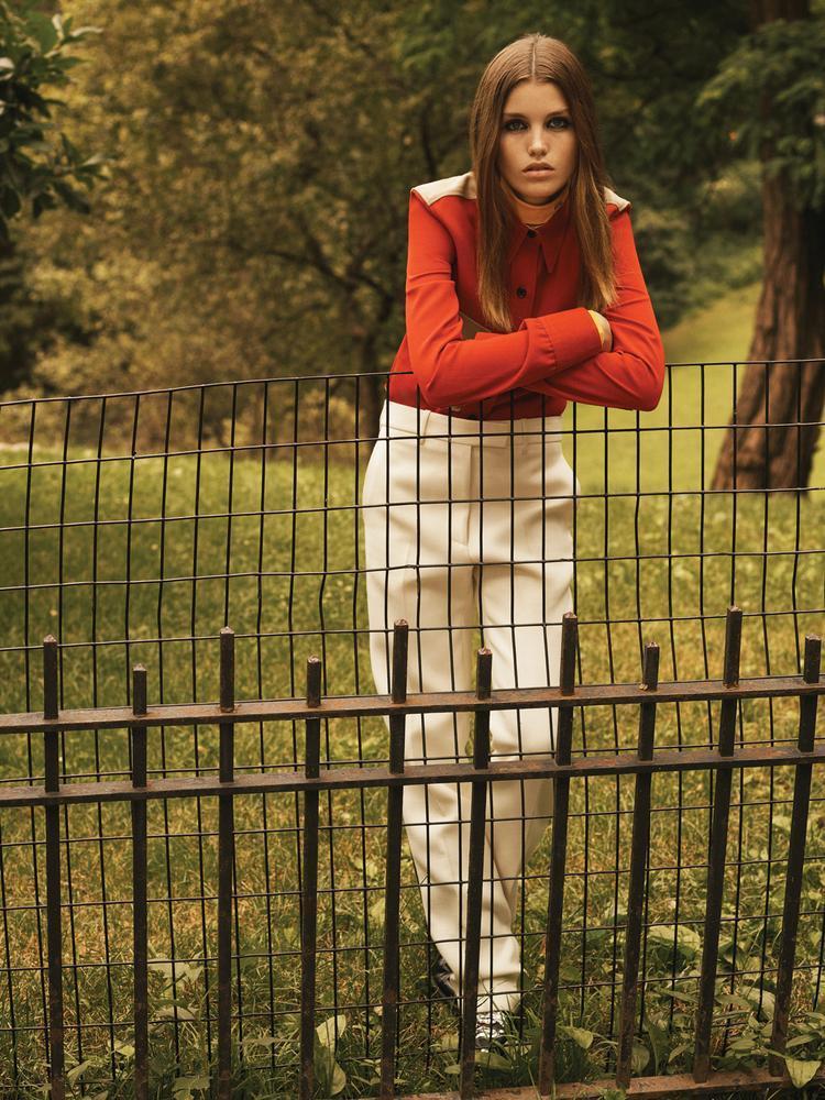 Luna Bijl by Lachlan Bailey for WSJ Magazine 15