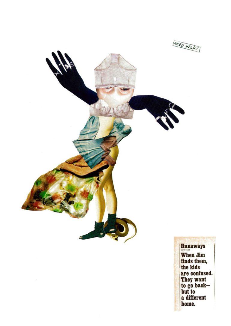 Tashi Fay Artist - King Kong Magazine 10
