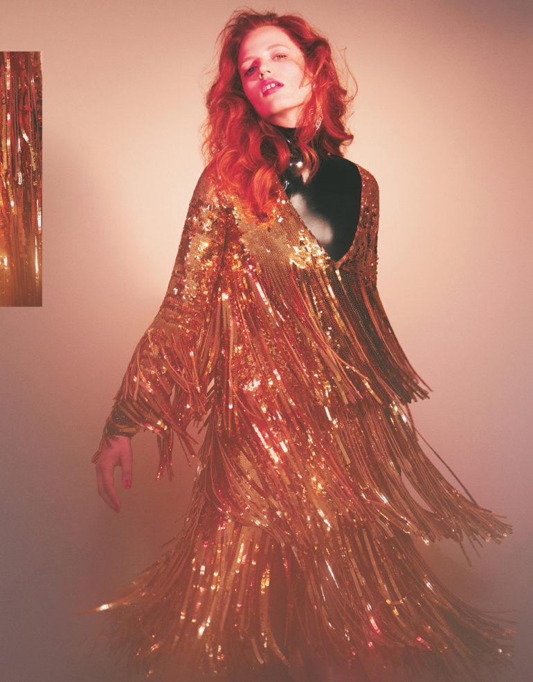 Julia Banas 'Pop Like a Star' by Zoey Grossman for Numero Tokyo FW 2017