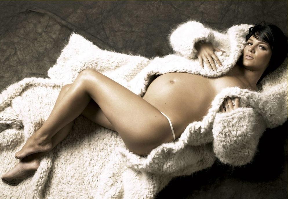 Britney harper naked pregnant spear