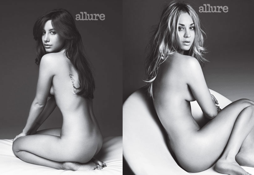 ashley tisdale really nude